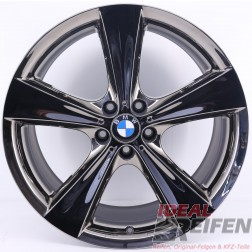 Original BMW X6 E71 21 Zoll Alufelgen Styling 128 6776841 6776842 NEU MC