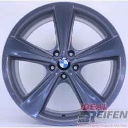 Original BMW 7er Serie E65 E66 M 21 Zoll Alufelgen Styling 128 6776841 6776842 NEU TG