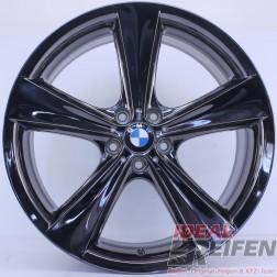 Original BMW X6 F16 21 Zoll Alufelgen Styling 128 6776841 6776842 NEU SC