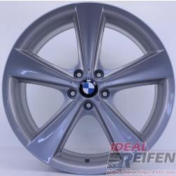Original BMW 21 Zoll 7er Serie E65 E66 M Facelift Alufelgen Styling 128 Silber Glanz NEU