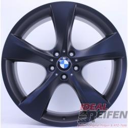 21 Zoll BMW X4 Typ F26 Styling 311 Original 7er Felgen Schwarz matt NEU