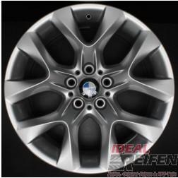 4 Original BMW X5 E70 19 Zoll Alufelgen 9x19 ET48 6788007 Styling 334 Felgen