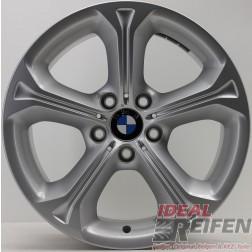 4 Original BMW X1 E84 Styling 320 Alufelgen 6789143 8x18 ET30 Felgen