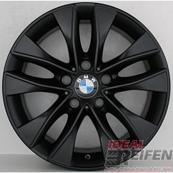4 Original BMW 2er F22 F23 17 Zoll Sommerräder Styling 412 6850152 Conti SM NEU