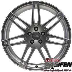 4 Original Audi A8 S8 F8 20 Zoll Alufelgen 9x20 ET37 S-Line Felgen 4HAA S
