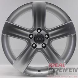 4 Audi A6 4F C6 18 Zoll Winterräder Wintersatz Original Audi OEM 8E HAN NEU