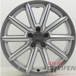 """Original Audi TT TTS 8J Alufelge 8J0601025BH Felge 9x18 ET52 EF70 """"neu"""""""