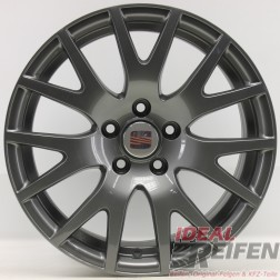 4 Seat Leon X-Perience 5F 17 Zoll Sommerräder Somersatz OEM Audi Felgen 8JG TG