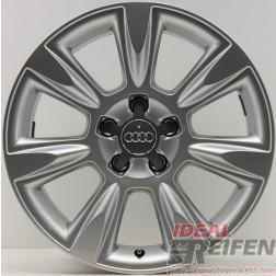 Original Audi A4 8K B8 Allroad 17 Zoll Alufelgen 8K0601025BL 8x17ET26 Felgen /1