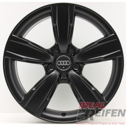 4 Original Audi A4 Allroad 8K B8 18 Zoll Sommerräder 8K0601025BM 8K0601025AE SM