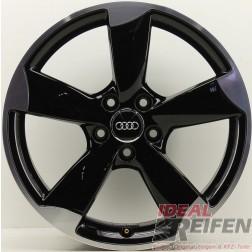 1 Original Audi A3 S3 RS3 8P 18 Zoll Rotor Alufelge 8x18 ET50 8P0601025CT EF554