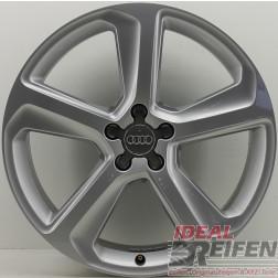 4 Audi A7 4G8 C7 4K C8 20 Zoll Alufelgen Original Audi Q5 Sline Felgen S