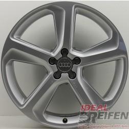 Original Audi Q5 SQ5 8R 8R0601025CA 8R0601025AF 20 Zoll Alufelge 8,5x20ET33 EF