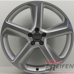 Original Audi Q5 SQ5 8R 20 Zoll EInzelfelge 8R0601025AF 8R0601025CA 8,5x20 ET33
