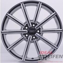 Original Audi Q5 SQ5 8R 19 Zoll Alufelge 8R0601025CC 8x19 ET27 WIE NEU