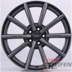 Original Audi Q5 SQ5 8R 19 Zoll Alufelge 8R0601025CD 8x19 ET27 Bicolor WIE NEU