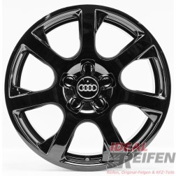 4 Audi Q5 2 FY 17 Zoll Alufelgen Original Audi Felgen 8RE SG