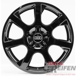4 Original Audi Q5 8R 17 Zoll Alufelgen 8R0601025E 7x17 ET37 OEM Felgen SG