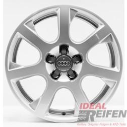 4 Original Audi Q5 8R Alufelgen Felgen 8R0601025G 8x17 ET39 Felgen 26453
