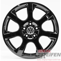 VW Golf Plus 5M 1KP 17 Zoll Alufelgen Original Audi Felgen 8RE SG