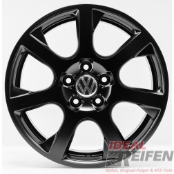 VW Golf Plus 5M 1KP 17 Zoll Alufelgen Original Audi Felgen 8RE SSM