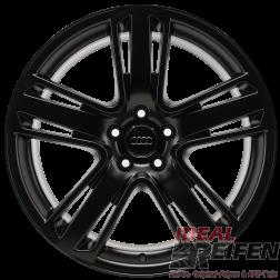 4 Original Audi RSQ3 Q3 8U 18 Zoll Alufelgen 8U0601025N 8x18 ET34 Felgen SSM