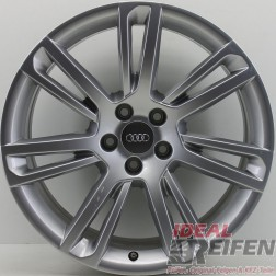Original Audi A5 S5 8T B8 19 Zoll 8T00071498D 9x19 ET33 Alufelge EF247