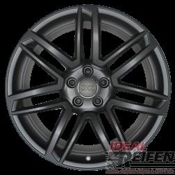 Original Audi RS7 4G8 20 Zoll Alufelgen 8Jx20 ET35 4G0601025AP Titan matt
