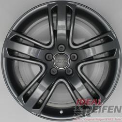 4 Original Audi RSQ3 Q3 8U 18 Zoll Alufelgen 8U0601025N 8x18 ET34 Felgen TG