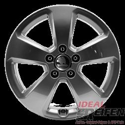 4 Skoda Octavia Limo Combi 5E RS 17 Zoll Alufelgen Original Audi Felgen 8VC TG