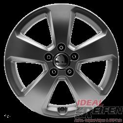 4 Skoda Octavia Limo Combi 5E RS 17 Zoll Alufelgen Original Audi Felgen 8VC TM