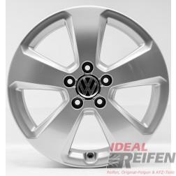 4 Skoda Superb 3T 17 Zoll Alufelgen Original Audi Felgen 8VAD Felgen S