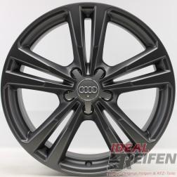 Original Audi A1 8X 17 Zoll Alufelgen 8X0601025BR Sline 7,5x17 ET36 TM-PR