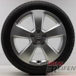 4 Original Audi A3 S3 8V 17 Zoll Winterräder 8V0601025C 6x17 ET48 2055017
