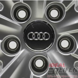Original Audi oem cover caps cap rim wheels grey 8W0601170 new