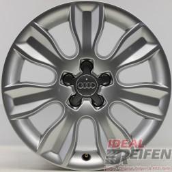 Original Audi A1 8X 16 Zoll Alufelgen 8X0601025B 7x16 ET34 Felgen