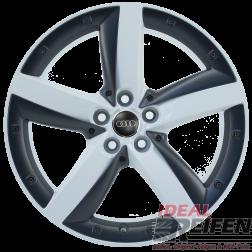 4 Original Audi A1 S1 8X 17 Zoll Alufelgen 8X0601025AK 7,5x17ET36 exclusive SG