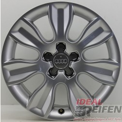 4 Original Audi A1 8X 16 Zoll Alufelgen 8X0601025B 7x16 ET34 Sline Felgen S