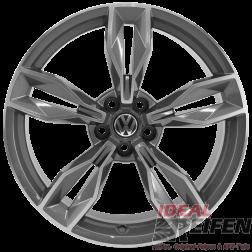 VW Polo 6R 18 Zoll Alufelgen 8X0601025BS 7,5x18 ET37,5 ORIGINAL AUDI TG-POL