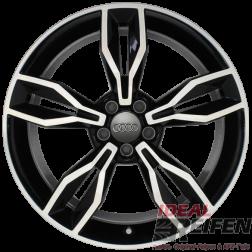 Original Audi A1 S1 8X 18 Zoll Alufelgen 8X0601025BS 7,5x18 ET37,5 SM-POL