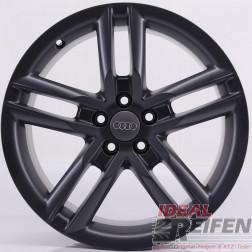 Original Audi A1 S1 8X 17 Zoll Felgen 8X0601025K 7,5x17 ET36 Titan matt