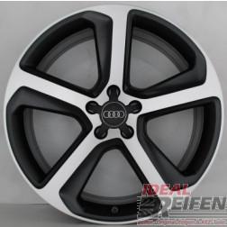 4 Audi A7 4G8 C7 4K C8 20 Zoll Alufelgen Original Audi Q5 Sline Felgen SM-P