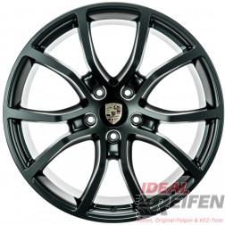 4 Original Porsche Cayenne 9Y E3 21 Zoll Alufelgen 9Y0601025BH 9Y0601025BJ SM