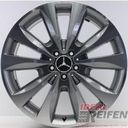 """Original Mercedes M-Klasse W166 20* Alufelge A1664011802 9x20 ET57 EF1159 """"neu"""""""