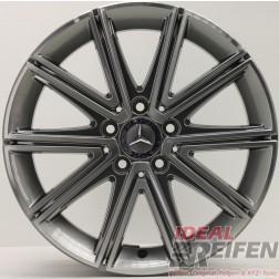 4 Original Mercedes Benz SLK-Klasse A172 Alufelgen A1724011402 7,5x17 ET42 NEU