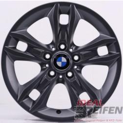 4 Original BMW X1 E84 Styling 319 Felgen 6789142-13 7,5x17 ET34 Titan matt