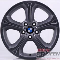 4 Original BMW X1 E84 Styling 320 Felgen 6789143 8x18 ET30 Titan matt