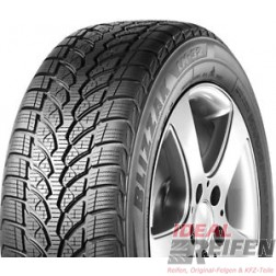 Bridgestone Blizzak LM-32 AO 235/60 R17 102H 235 60 17 DOT2012 5,5mm Winter