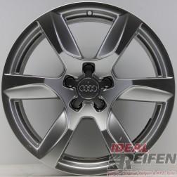1 Original Audi R8 V8 Alufelge Hinterachse 420601025D 420601025A 10,5x18 ET55