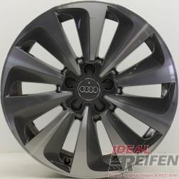 1 Original Audi A6 4G C7 18 Zoll 4G0601025AF 8x18 ET39 Alufelge Bicolor EF145